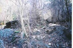 Fairfield Furnace, along Georges Creek in Georges Twp., Fayette Co., PA, in a section called White Rock Hollow. http://r2parks.net/Fairfield.html
