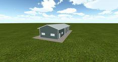 Cool 3D #marketing http://ift.tt/2GRPA0h #barn #workshop #greenhouse #garage #roofing #DIY