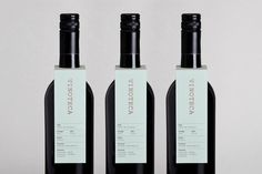 Branding and wine tags for London restaurant group Vinoteca by British graphic design studio dn&co.