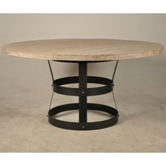 Basket Dining Table via Dovecote Decor starting at $3715