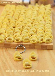 Italian Desserts, Italian Recipes, Pasta Recipes, Cooking Recipes, Make Your Own Pasta, Pasta Casera, Gnocchi, Fresh Pasta, Homemade Pasta