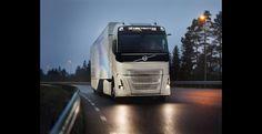 TODO SOBRE LOGÍSTICA Y DEPÓSITO EN ARGENTINA    El último Concept Truck de Volvo prueba una cadena cinemática híbrida para el transporte de larga distancia