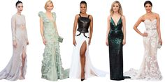 Best Dressed at the 2016 Oscar Awards