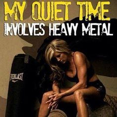 Get Pumped! Editor's Picks: Metal Workout Playlist......  The best M&F staff-approved metal songs to get you pumped up to go hard at the gym......  http://www.muscleandfitness.com/news-and-features/features/get-pumped-editors-picks-metal-workout-playlist
