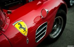 There are cars that are made just for speed, and some cars that are made just for their looks, Ferrari never disappointed in combining both! F12 Tdf, Automobile, Car Badges, Chef D Oeuvre, Car Detailing, Amazing Cars, Hot Cars, Cars Motorcycles, Luxury Cars