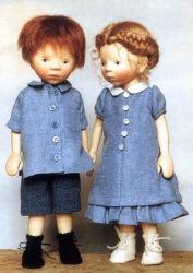 Beautiful Pongratz dolls 2013