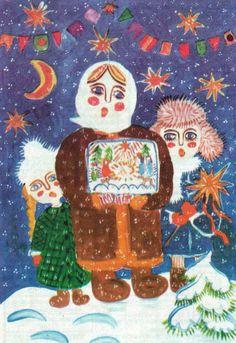 Совсем недавно на просторах интернета случайно увидела несколько фото картин с ангелами художницы Варвары Бондиной. Они покорили меня одухотворенностью, теплотой и любовью, которые просто светились через экран компьютера. Я начала искать другие работы Мастера. Получилась небольшая подборка, которой и хочу поделиться. И, конечно, немного рассказать о Варваре Бондиной.