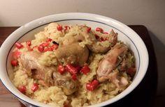 Nasi Kabsah Makanan Khas Arab Saudi - foto dan resep