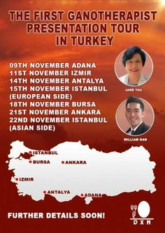 Gyógyulj gombákkal! : Registration DXN Turkey