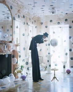...den Fotografen Tim Walker! Der Meister der Märchenwelten! #photography #fashion #art