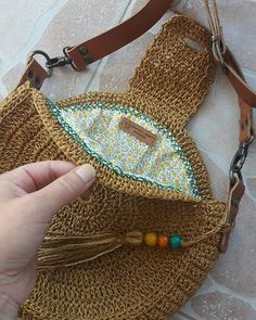 Crochet Best 12 Boho Crochet Bags – how to make your own OOAK bag – MotherBunch Croc. Love, 12 Boho Crochet Bags – how to make your own OOAK bag – MotherBunch Croc. Best 12 Boho Crochet Bags – how to make your own OOAK bag – MotherBunc. Crochet Tote, Crochet Handbags, Crochet Purses, Knit Crochet, Bag Pattern Free, Knitted Bags, Handmade Bags, Crochet Projects, Purses And Bags