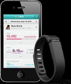 http://www.fitbit.com/. Can't wait for this to come out!