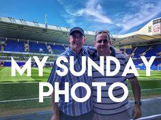#mysundayphoto is up on the blog ..... My dad!