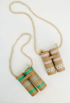 DIY binoculars for curious and adventurous children DIY - with . 13 DIY binoculars for curious and adventurous children DIY - with . 13 DIY binoculars for curious and adventurous children DIY - with . 35 Easy DIY Cardboard Crafts For Kids Toys Baby Crafts, Preschool Crafts, Diy Crafts For Kids, Projects For Kids, Fun Crafts, Arts And Crafts, Kids Diy, Art Projects, Craft Kids