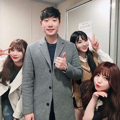 [Lovelyz] 170302 SBS Power FM Bae Sungjae's 10 Radio (2p)