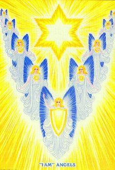 """I AM"" Angels Ascended Masters, Saint Germain, Sacred Geometry, Krishna, Meditation, Prayers, Canada, Icons, Fantasy"