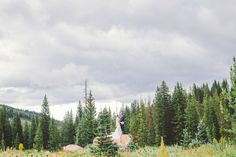 Tonys Grove Wedding Pictures | Kylee AnnTonys Grove Wedding Pictures | Tony's Grove Utah | Cache Valley Wedding Photographer | Logan Utah Wedding Photographer | Forest Bridals | Navy Suit, Ivory Dress, Wood Grooms Ring