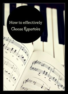 How to choose repertoire that fits with your method book of choice - part 2 of How to Plan For a Year of Piano Lessons | www.teachpianotoday.com #pianoteaching #pianostudio #pianolessons