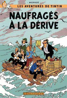 by STÉPHANE BEAUMORT Vintage Comic Books, Vintage Comics, Tin Tin Cartoon, Album Tintin, Blake Et Mortimer, Herge Tintin, Jordi Bernet, Ligne Claire, Bd Comics