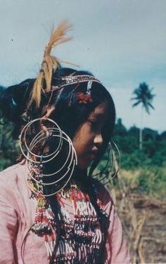 Manobo people of Cotabato, Philippines