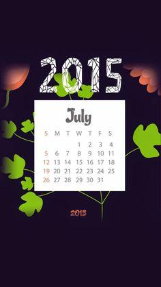 2015 July Wallpaper