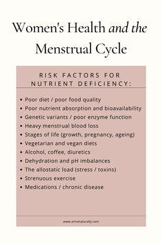 Menstrual Cycle, Genetics, Natural Health, Pregnancy, Anna, Alcohol, Wisdom, Easy, Blog