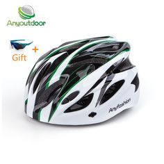 Anyfashion Ultralight Bicycle bike Cycling Helmet  Integrally-molded Casco capacete ciclismo 18 holes 12 colors Size: 56-62cm
