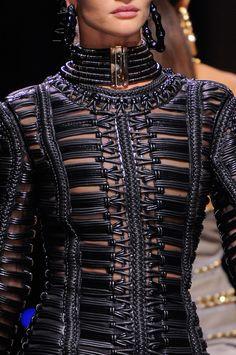 Balmain at Paris Fashion Week Fall 2014