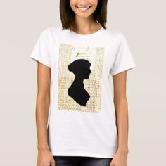 Jane Austen, Call Me Lady Jane Series T-Shirt - tap to personalize and get yours My Lady Jane, Jane Austen, Wardrobe Staples, Shirt Style, Fitness Models, Shirt Designs, T Shirts For Women, Female, Casual
