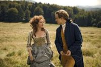 Lotte Buff (Miriam Stein) and Johann Goethe in Young Goethe in Love. Sill image courtesy of Music Box Films. Period Costumes, Movie Costumes, Tarzan Und Jane, Love Plus, 18th Century Costume, Star Wars, 18th Century Fashion, Art Costume, Character