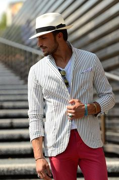 Style Feature: The Panama For Men | hats.com - Blog
