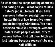 Katt Williams Quotes Haters