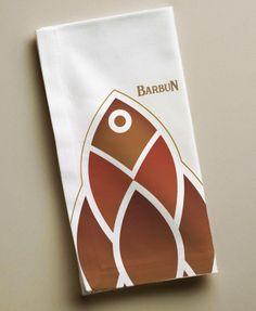 Barbun Fish Restaurant Branding Project by Natilus , via Behance
