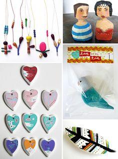 #ImaginativeBloom Flickr group picks - Theme: your handmade shapes