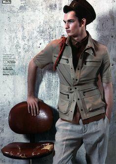 Jacket/Shirt thing.