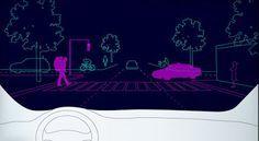 Zum Zum Auto - Electric Cars: High-precision maps for self-driving cars