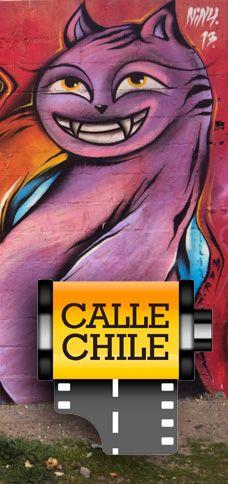 Visit Calle Chile photoblog --> http://callechile.blogspot.cl/ #StreetArt #WallArt #Stgo