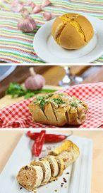 Pão de alho: três versões caseiras e tentadoras por Academia da carne Friboi