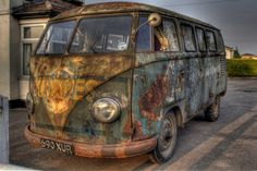 rat van, by Darren Anderson, via Flickr.