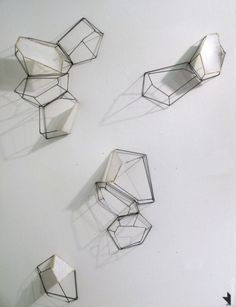Mapping the dispersal wall installation by sarahwestdesigns geometric shapes, geometric artwork, geometric sculpture Geometric Artwork, Geometric Sculpture, Geometric Shapes, Inspire Me Home Decor, Wall Sculptures, Sculpture Art, Ecole Design, Instalation Art, Shadow Art