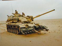 Rocketumblr   M60A1 RISE with ERA