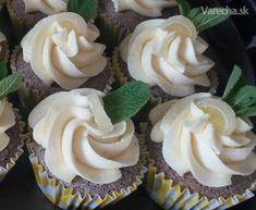 Makovo-citrónové cupcakes Cupcakes, Food And Drink, Anna, Cupcake, Muffin, Muffins