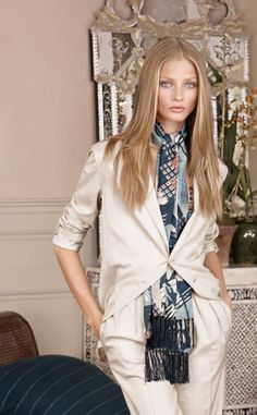 """vintage ivy league prep, heritage equestrian, romantic bohemian and rugged Western inspirations"""