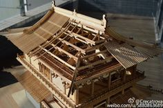 New Wood Structure Architecture Model Ideas Ancient Chinese Architecture, Timber Architecture, China Architecture, House Deck, House Roof, Japanese Tea House, Wood Structure, House In The Woods, Chicken Coops