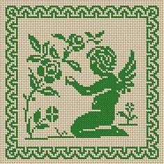 Podeis usarlos para adornar el árbol de navidad, en manteles como cenefa o para cuadritos... Tienen muchas posibilidades y usos y lo...