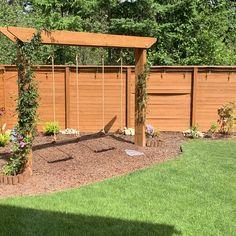 Backyard Swing Sets, Diy Swing, Backyard Playground, Backyard For Kids, Backyard Projects, Backyard Patio, Backyard Landscaping, Rope Swing, Pergola Swing