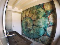 Eine wunderschöne Badgestaltung mit kreativer Weltpremiere vom Team Malerwerkstätte Ochs GmbH. Lest die Geschichte, so funktioniert innovatives Handwerk mit Design! http://www.malerische-wohnideen.de/blog/baddesign-reutlingen-stuttgart-badgestaltung-glamora-tapeten-malerwerkstaette-ochs.html