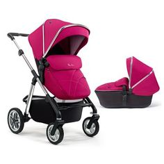 Pioneer Pram and Pushchair For Silver Cross   The Perfect Baby Travel System