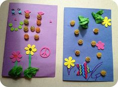 Kids say 'I love Mom' in the cutest crafty ways :)