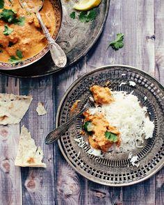 Best Butter Chicken Recipe - Foodess.com